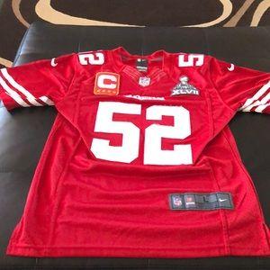 49ers Football Jersey
